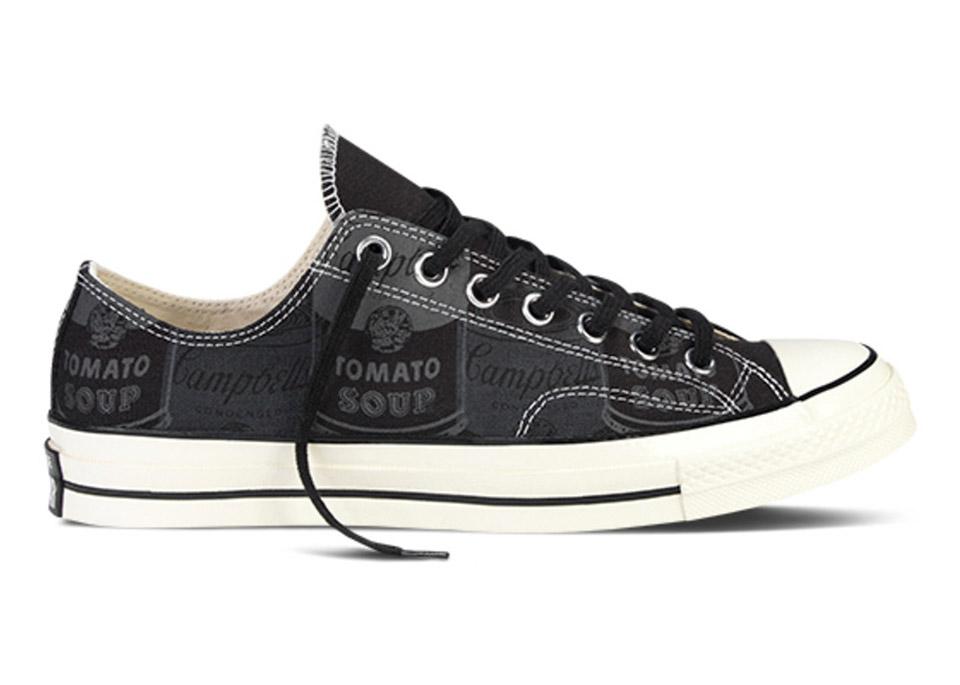 Converse x Warhol