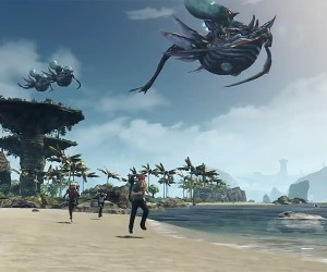 Xenoblade Chronicles X (Trailer)