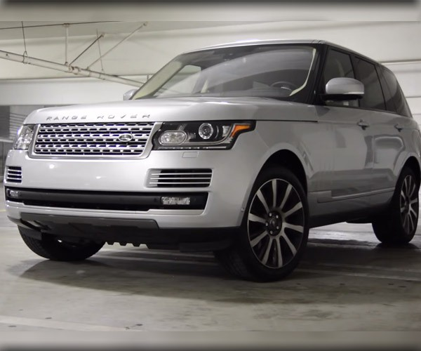 2019 Land Rover Range Rover Suspension: 2015 Range Rover Autobiography
