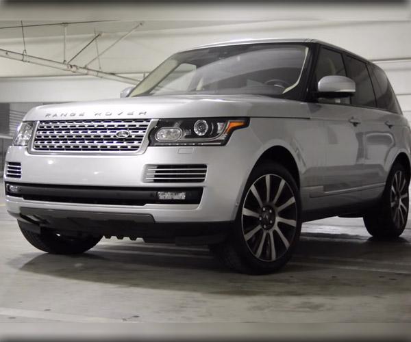 2015 Range Rover Autobiography
