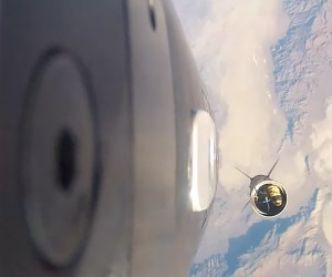 Amateur Rocket POV