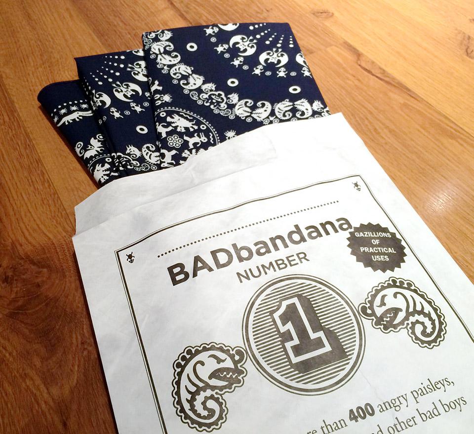BADbandanas