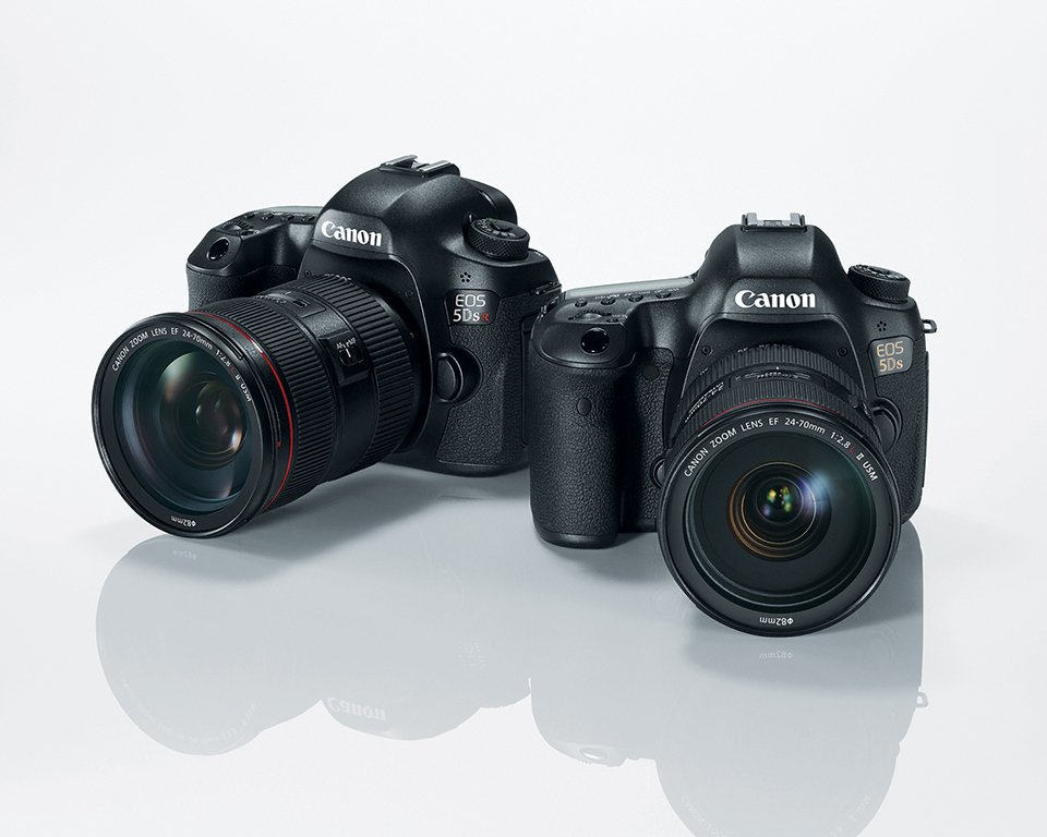 Canon EOS 5DS & 5DS R