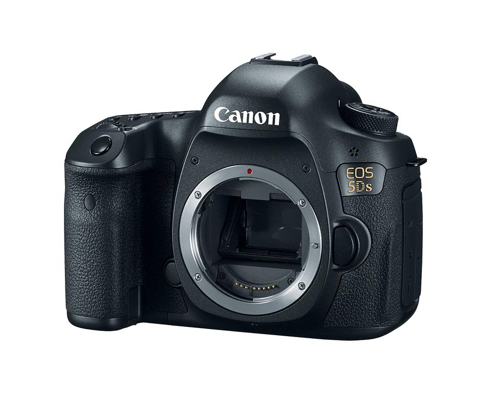 Canon EOS 5DS & 5DS R