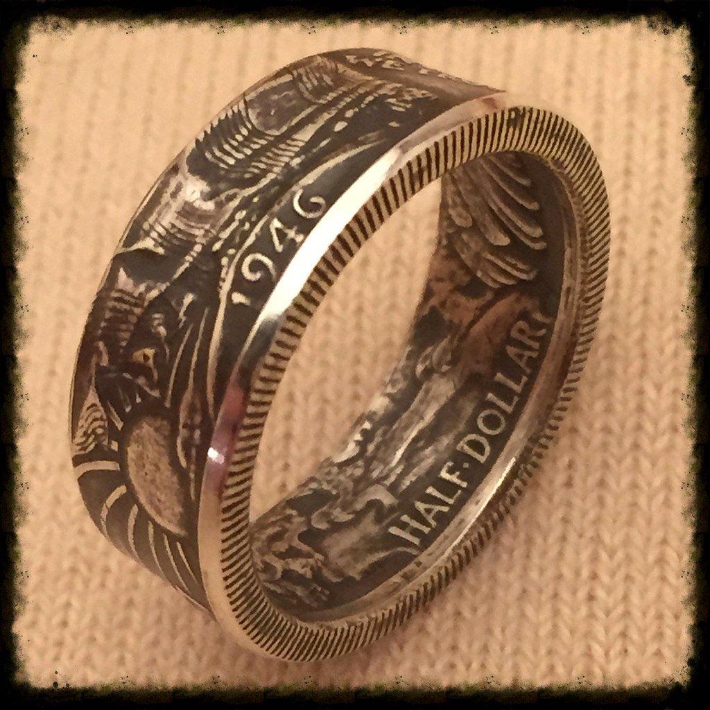 Handmade Coin Rings