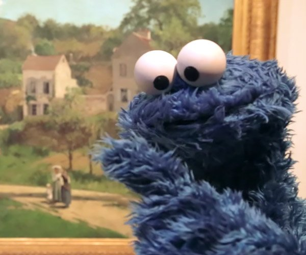 Cookie Monster's Shower Thoughts