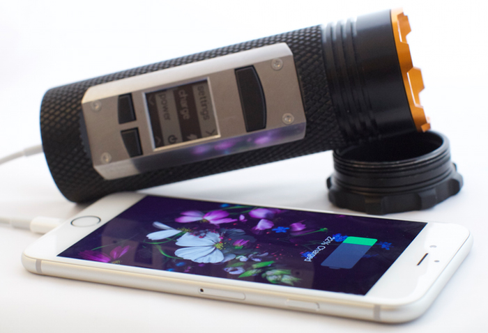Fogo Modular Flashlight