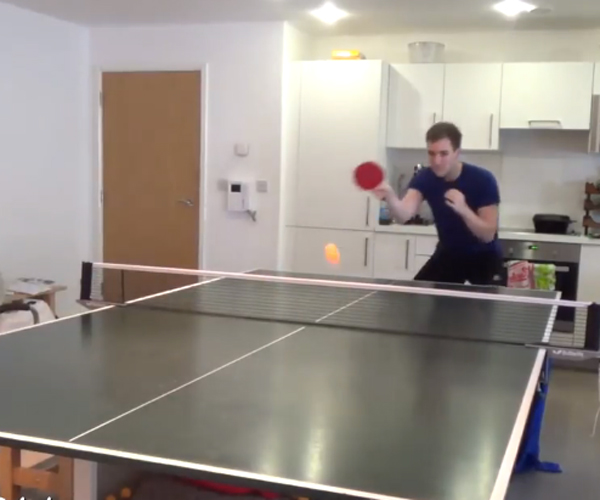 Becoming a Table Tennis Expert