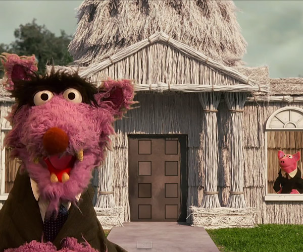 Sesame Street: House of Bricks