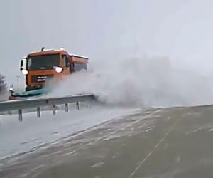How Not to Plow a Highway