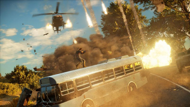 Just Cause 3 (Teaser 2)