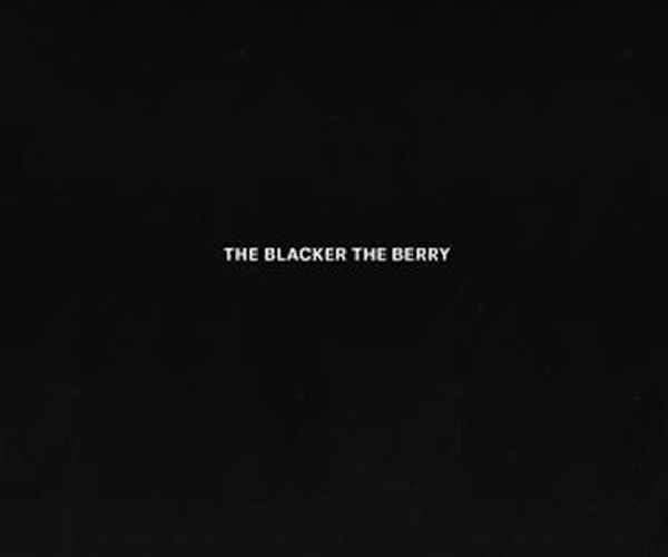 Kendrick Lamar: The Blacker the Berry