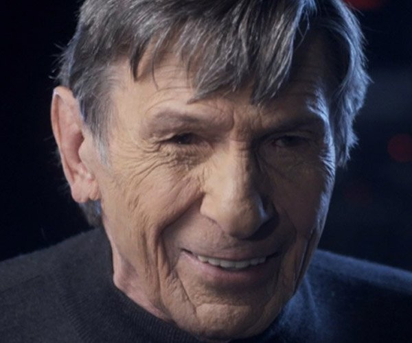 A Conversation with Leonard Nimoy