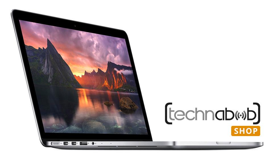 Giveaway: Macbook Pro Retina