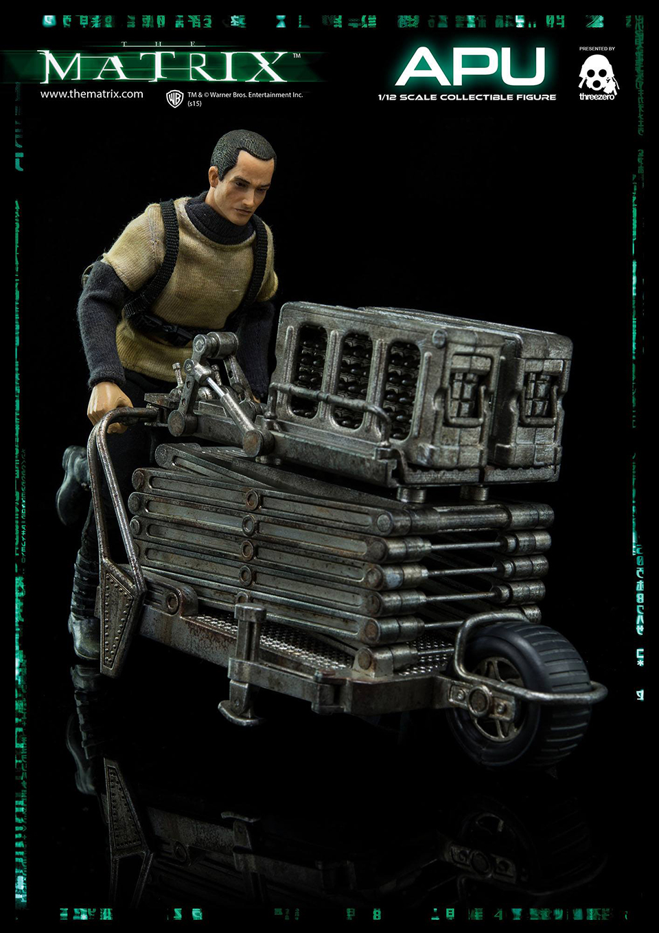 Matrix 1:12 Armored Personnel Unit