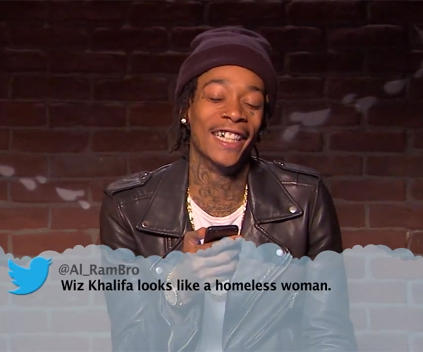 Mean Tweets: Music Edition 2