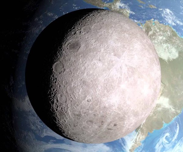 NASA: The Far Side of the Moon