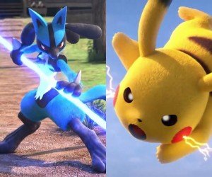 Pokkén Tournament (Gameplay)