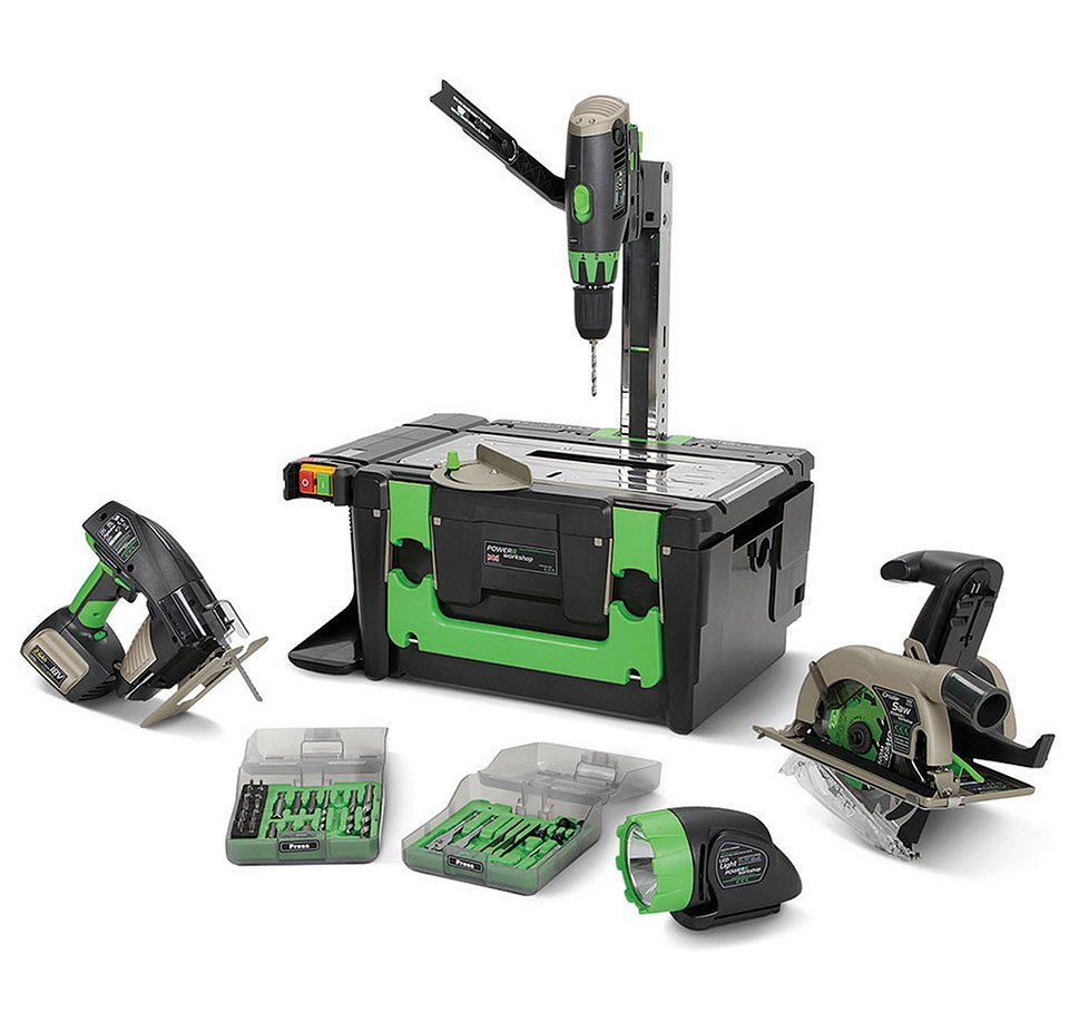 Power8 Power Tool Workshop
