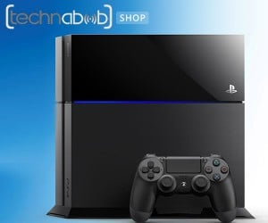 Giveaway: Sony PS4 Console