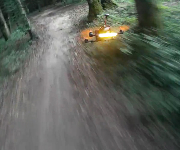 Quadcopter Racing POV