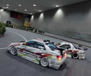 R/C Drifting in Japan