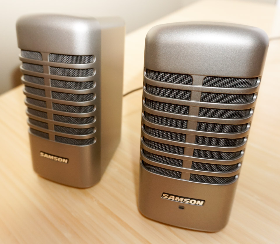 Samson Meteor M2 Speakers