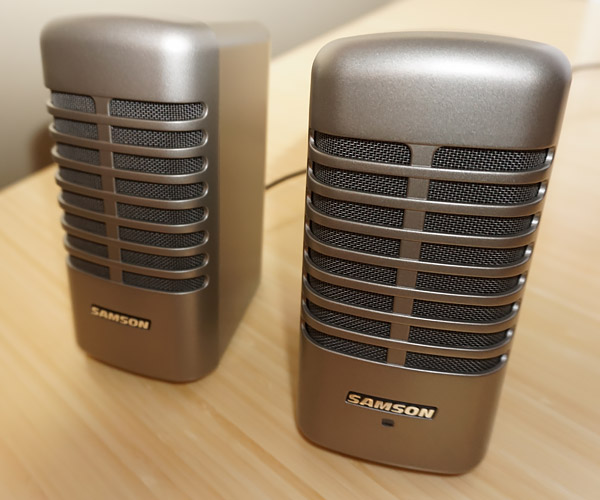 Samson Meteor M2 Speakers