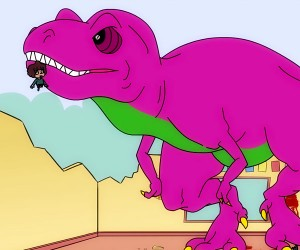 Scientifically Accurate Barney