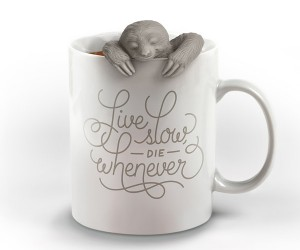 Slow Brew Sloth Tea Infuser