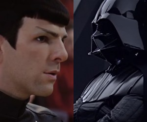 Star Wars vs. Star Trek (Fan Trailer)