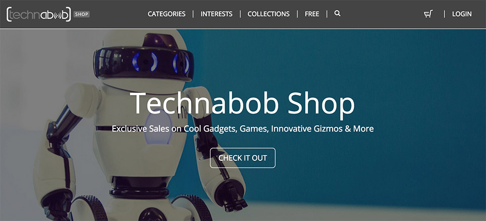 The Technabob Shop