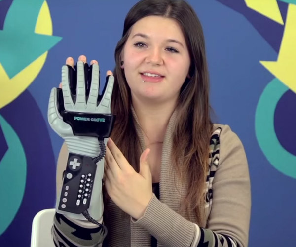 Teens React: Mattel Power Glove
