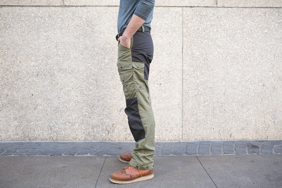 Vidda Pro Trekking Trousers The Awesomer