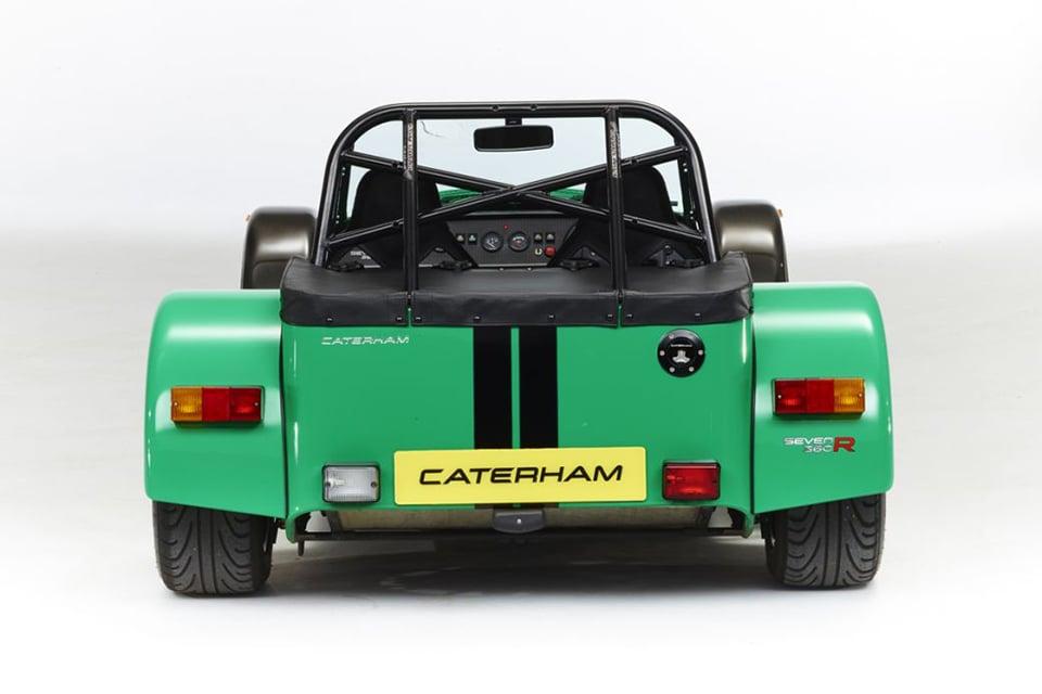 2015 Caterham Seven Models