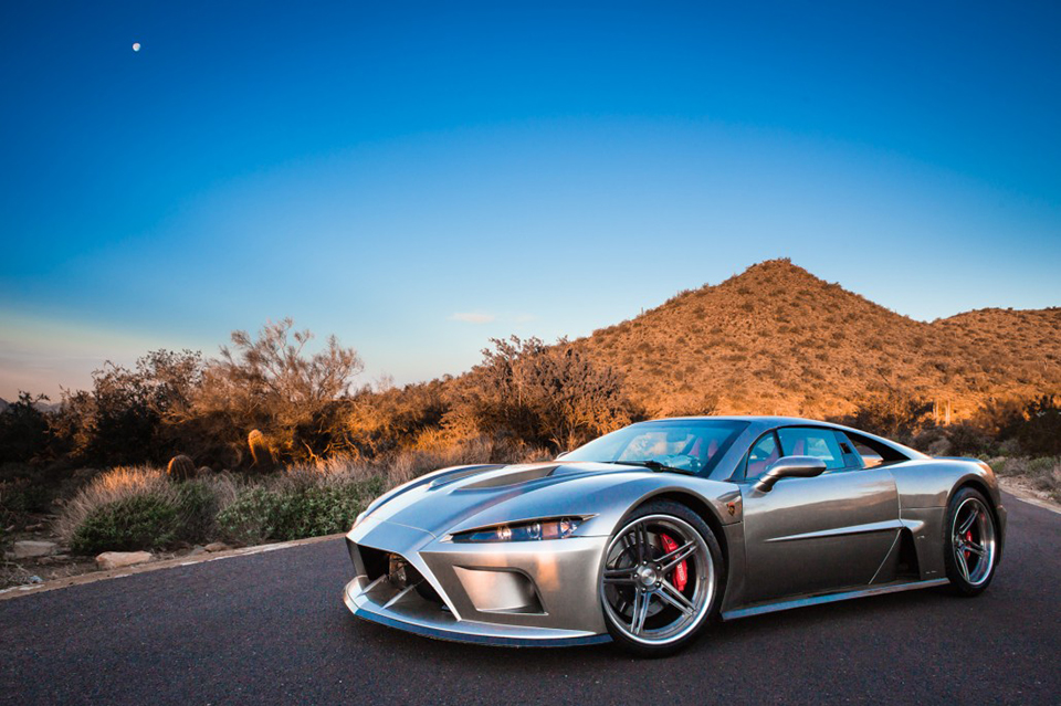 2015 Falcon F7 The Awesomer