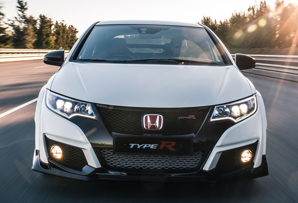 2015 honda civic type r the awesomer. Black Bedroom Furniture Sets. Home Design Ideas