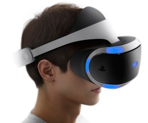 2015 Sony Project Morpheus Headset