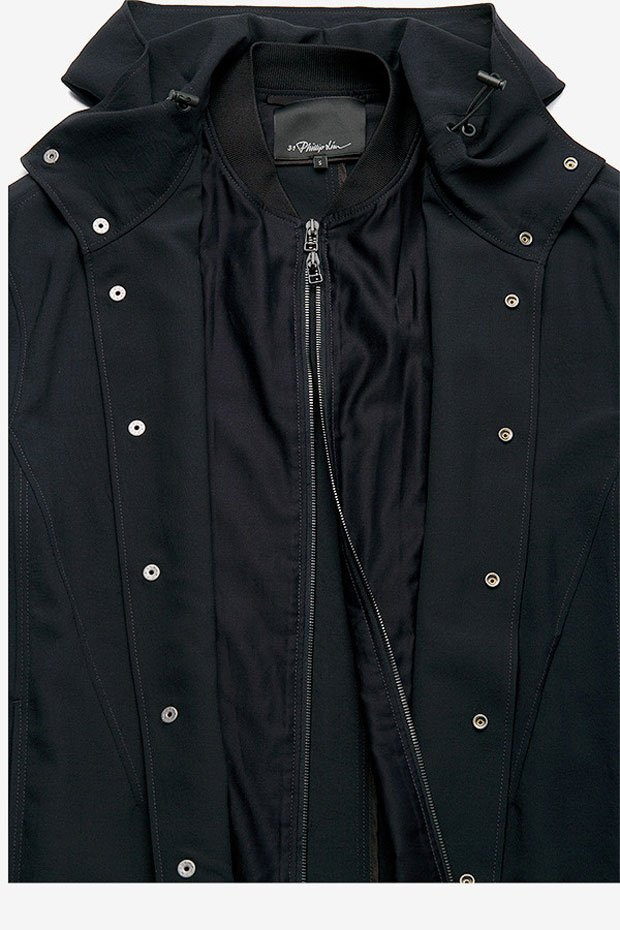 3.1 Phillip Lim Layered Parka