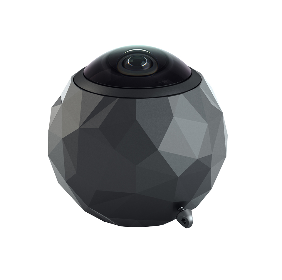 360fly 360º Action Camera
