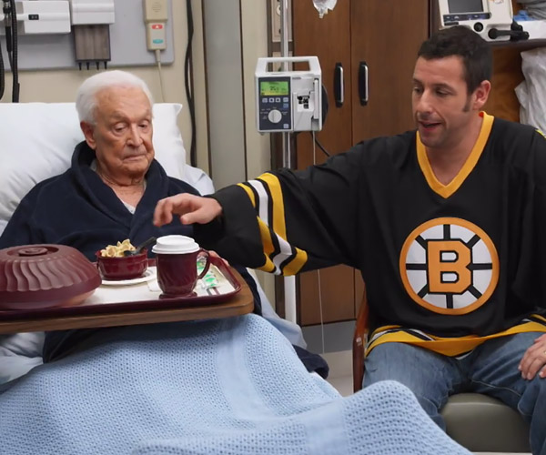 Sandler and Barker Reunite
