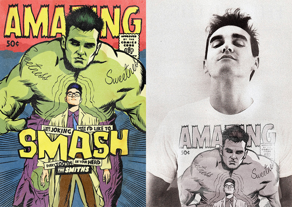 Superpowered Post-Punk Marvels