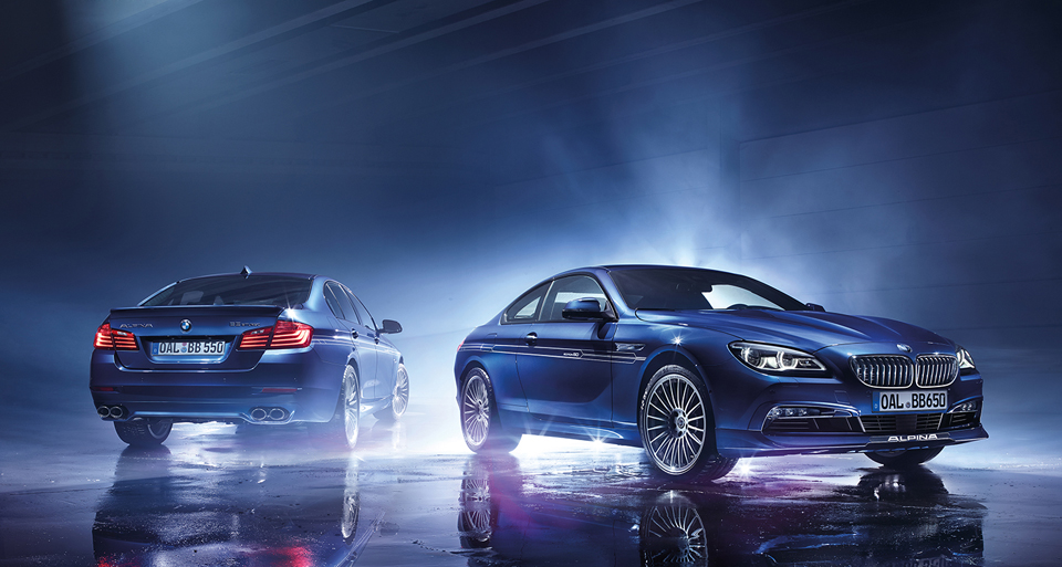 Alpina BMW B5 & B6 Edition 50
