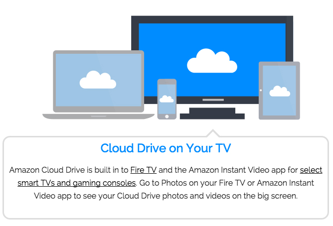 Amazon Unlimited Cloud Storage