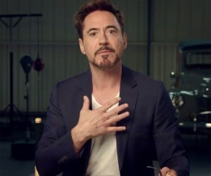 Hang out with Robert Downey Jr.
