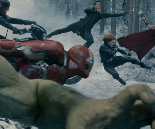 Avengers: Age of Ultron (TV Spot)
