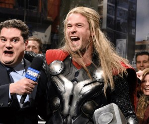 SNL: Avengers News Report