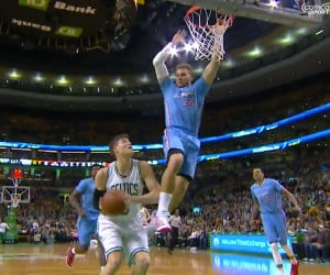Blake Griffin's Helicopter Block