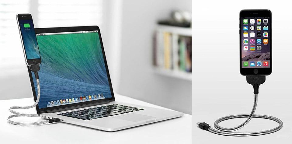 Deal: Bobine Flexible iPhone Dock