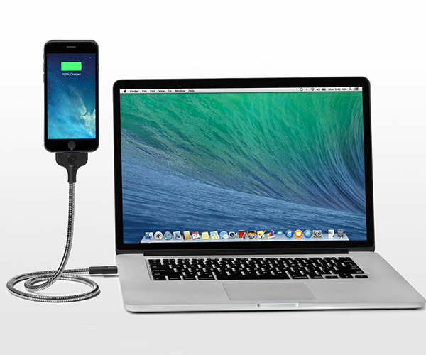 Deal: Bobine Flexible iPhone Dock